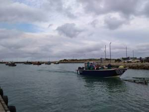 Read more about the article Small scale fishers and coastal communities against Karpowership project