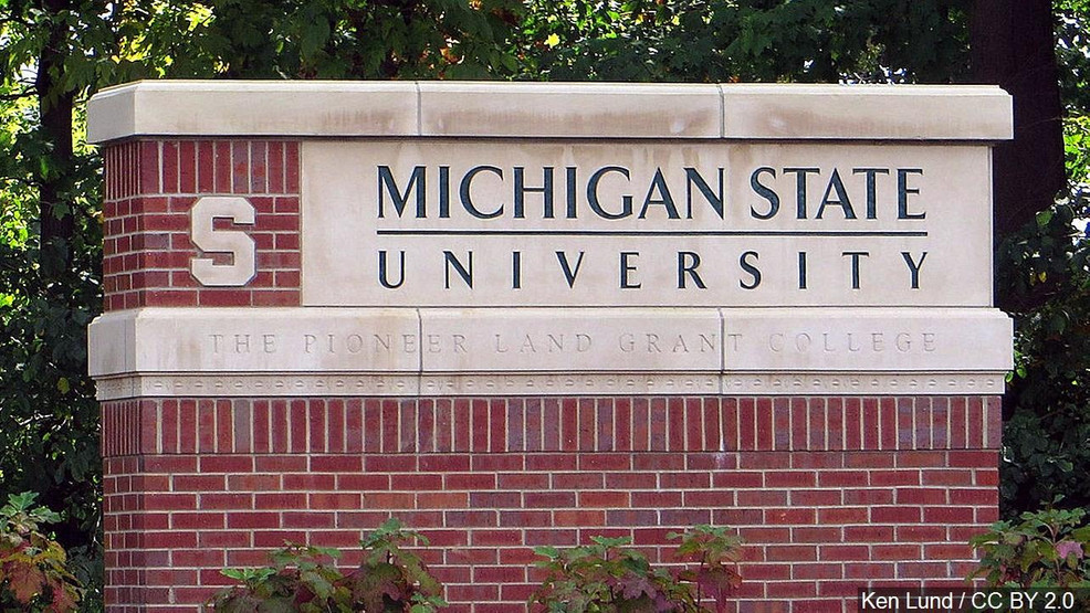 Michigan State University postpones spring graduation, reports a ...