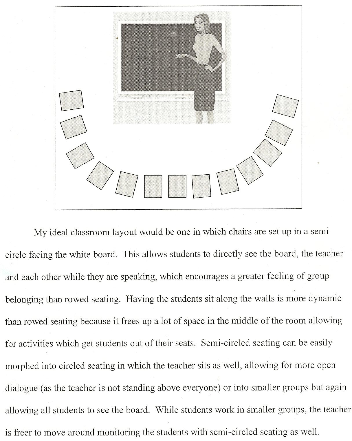 Classroom Design Standards Guidelines ~ Classroom layout nick ziegler