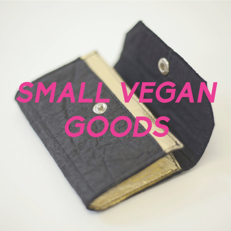 Small Vegan Goods