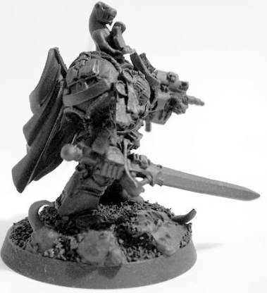 Grey Knight Champion 2