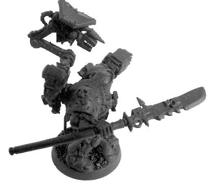 Grey Knight Techmarine
