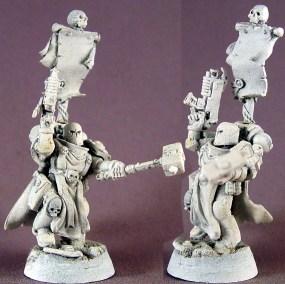 power armour hammer & bolter