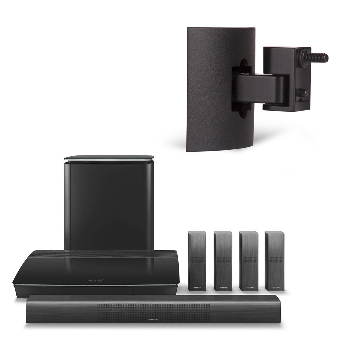 medium resolution of view larger image of lifestyle 600 home entertainment system with ub 20 series ii wall