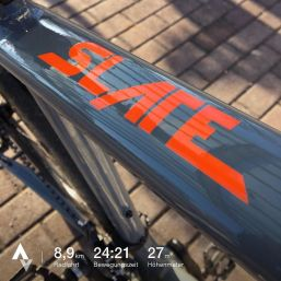 First_ride_to_work_in_2017.__bike2work__Easy_one_with_my__new__cannondale__slate___cycling__commute__newroad