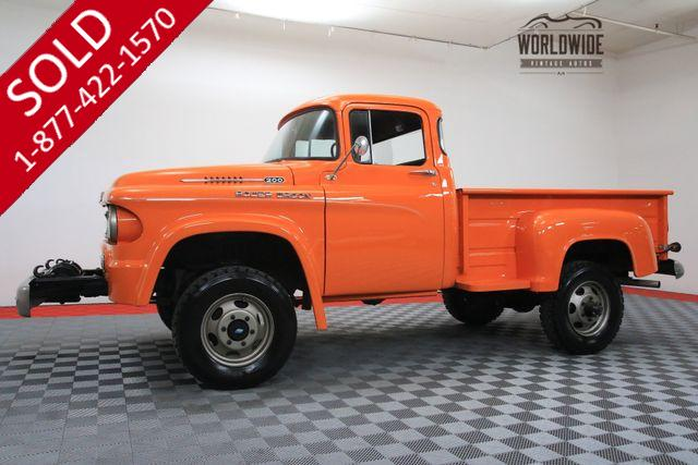 1953 Dodge Crew Cab Power Wagon Used Dodge Power Wagon For Sale In