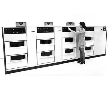 IBM 3330 disc drive