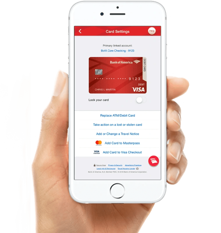 Misplaced Debit Card Lock Or Unlock Your Debit Card Right From The App