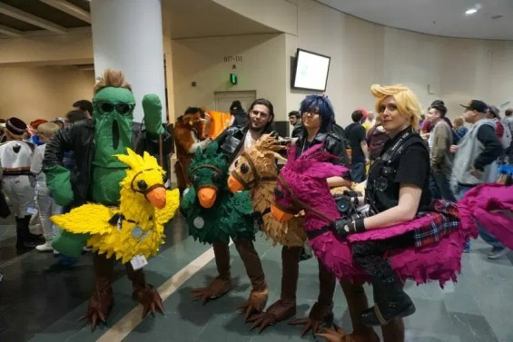 Anime Boston 2018 - Cosplay 026 - 20180403