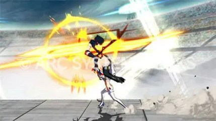 Kill la Kill: The Game Screenshot