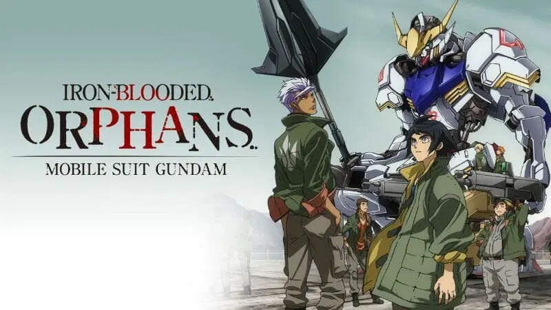 Gundam Iron-Blooded Orphans Horizontal visual