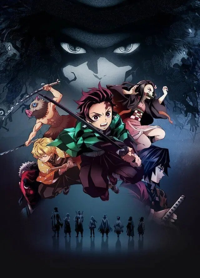 Demon Slayer Kimetsu no Yaiba Visual
