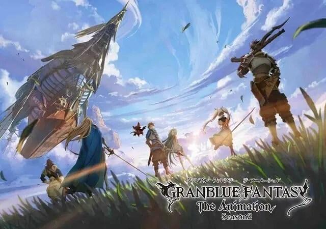 Granblue Fantasy Anime Season 2 Teaser Visual