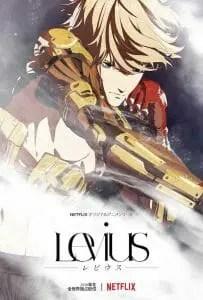 Levius Anime Visual
