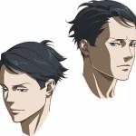 Psycho-Pass 3 Character Visual - Kei Mikhail Ignatov