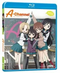A-Channel Blu-ray Boxart