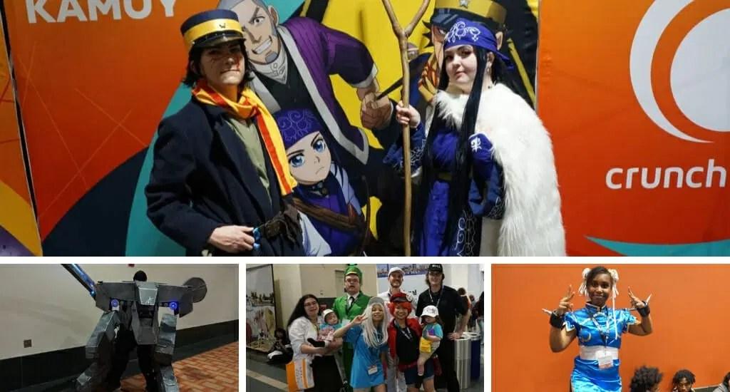 anime boston 2019 cosplayers