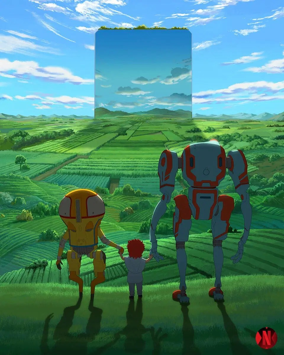 Eden Anime Visual