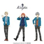 Ensemble Stars Anime Cast Visual - Knights