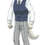 Beastars Anime Character Visual - Collot