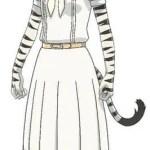 Beastars Anime Character Visual - Ellen