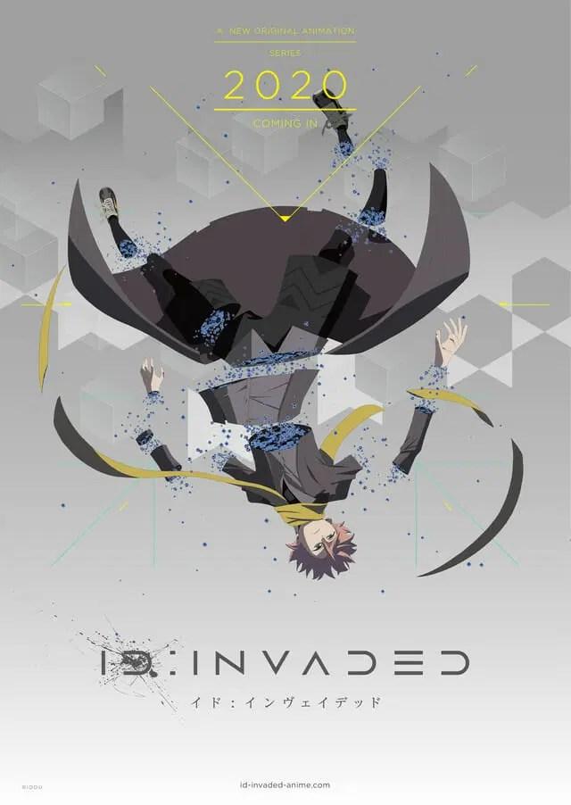 ID:INVADED Anime Visual