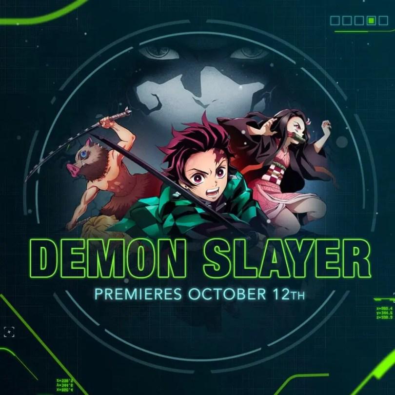 season 2 of demon slayer