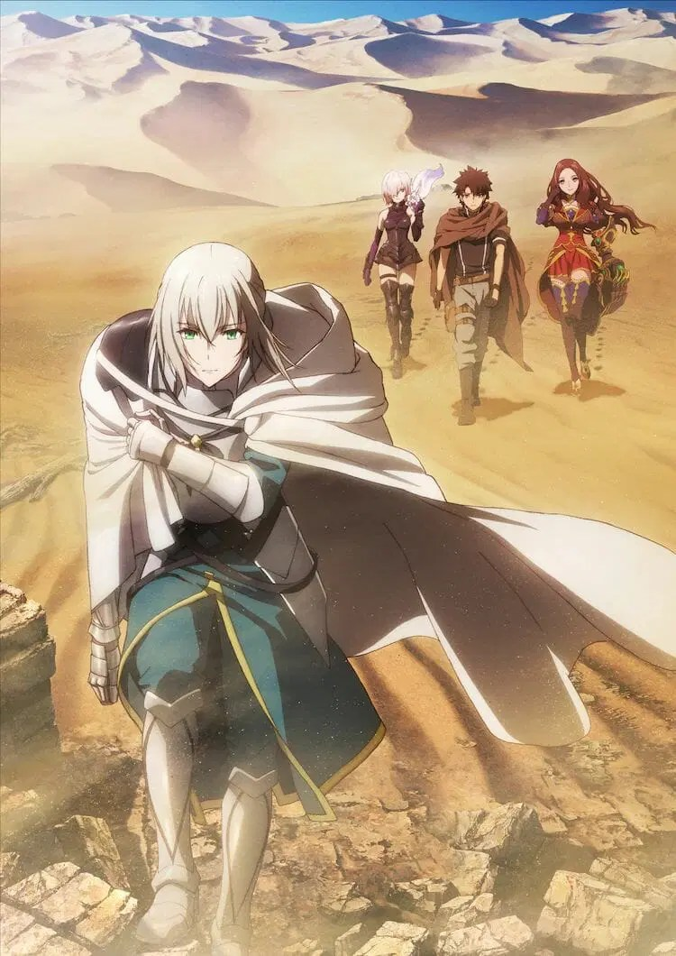 Fate/Grand Order Camelot Movie Previews Bedivere In New Trailer & Visual - ANIME FEMINIST