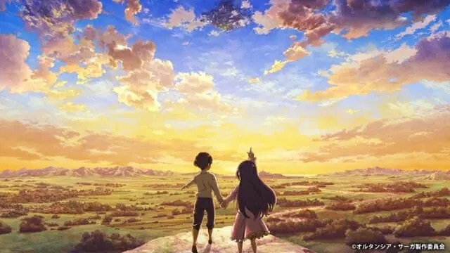 Hortensia Saga Anime Visual
