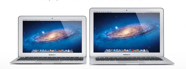 Apple Announces New Macbook Air Macbook Pro