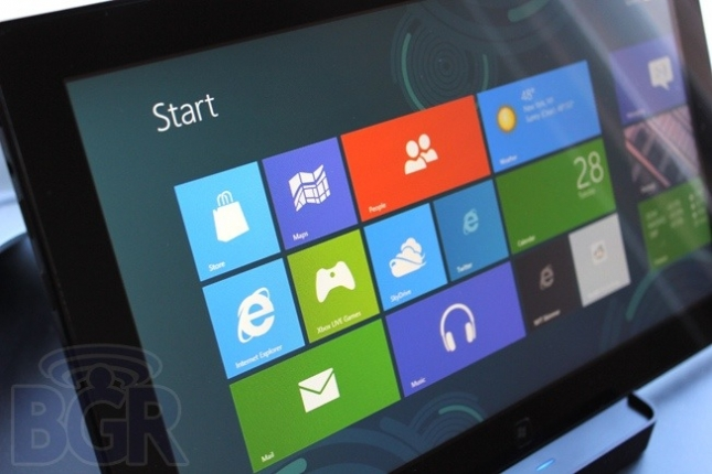 Windows 8 Resistance
