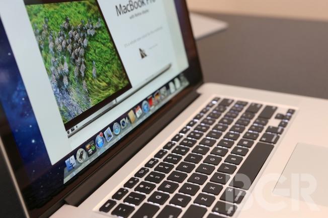 13-Inch MacBook Pro Retina