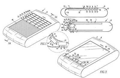 "RIM attempts to patent ""garage door"" keyboard"