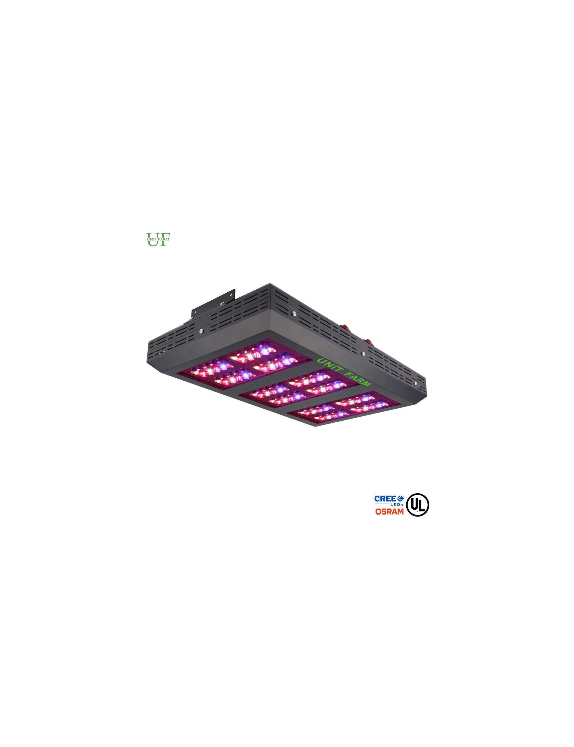 UFO120 Cree Osram Led Grow Light