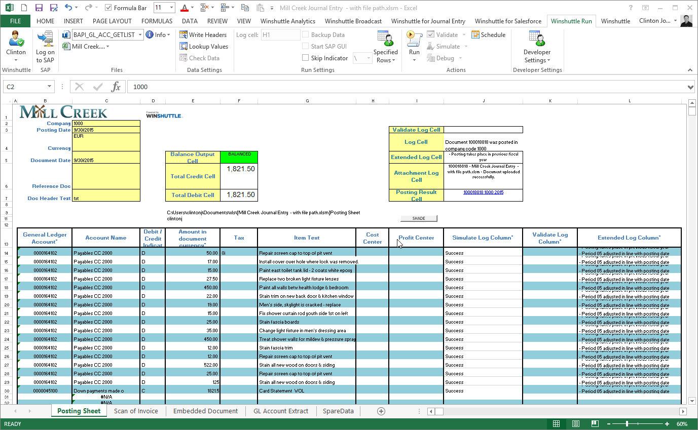 Download Excel Database Examples