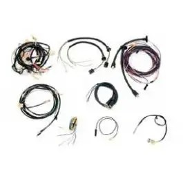 Chevy Wiring Harness Kit, Factory Style, 1955