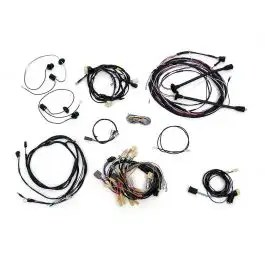 Chevy Wiring Harness Kit, V8, Automatic Transmission, 2