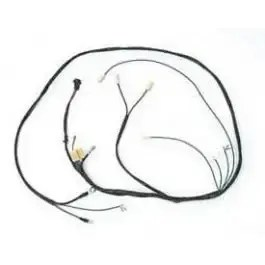 Chevy Engine, Starter Wiring Harness, For Cars With