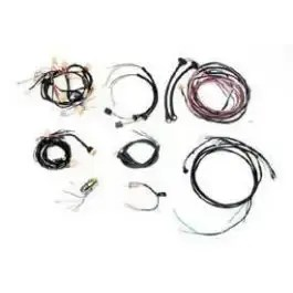 Chevy Wiring Harness Kit, Factory Style, 1956