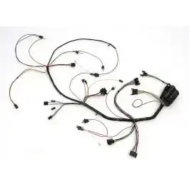 Full Size Chevy Dash Wiring Harness. With Column Shift