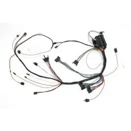 Full Size Chevy Dash Wiring Harness, With Column Shift