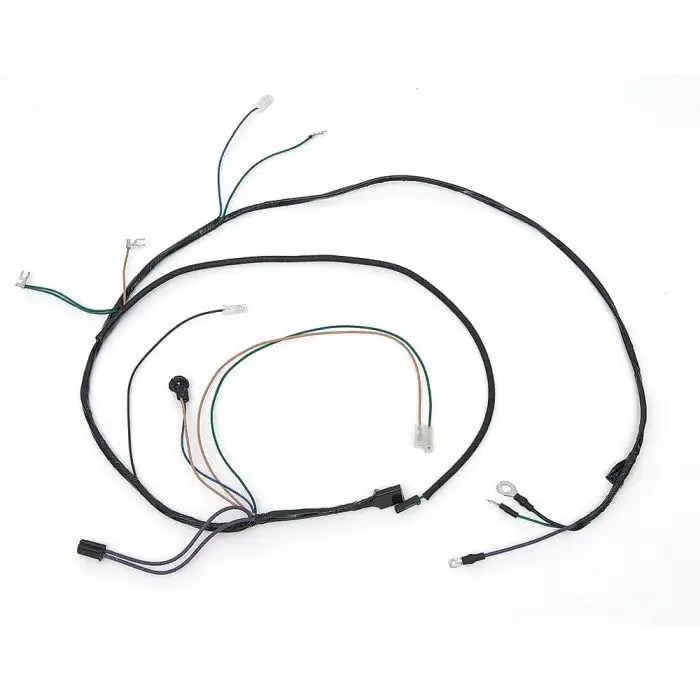 Full Size Chevy Engine & Starter Wiring Harness, Automatic