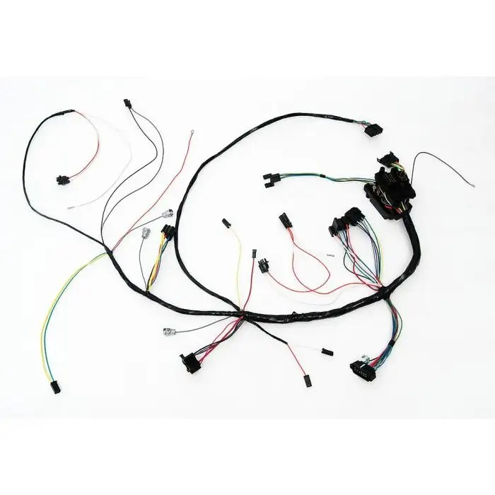 Full Size Chevy Dash Wiring Harness, With Console Shift