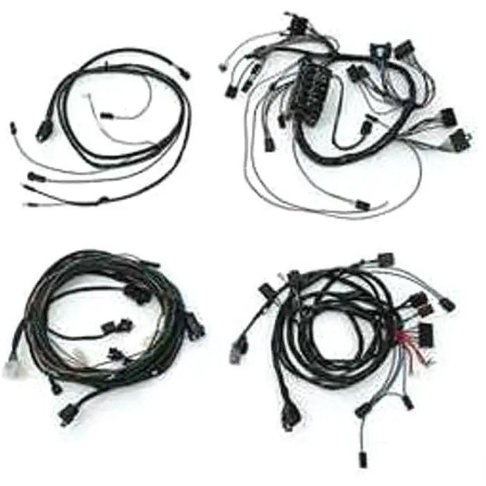 Full Size Chevy Wiring Harness Kit, With Alternator