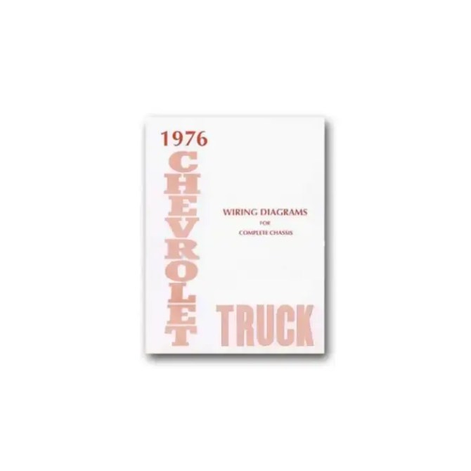 chevy truck wiring diagram 1976