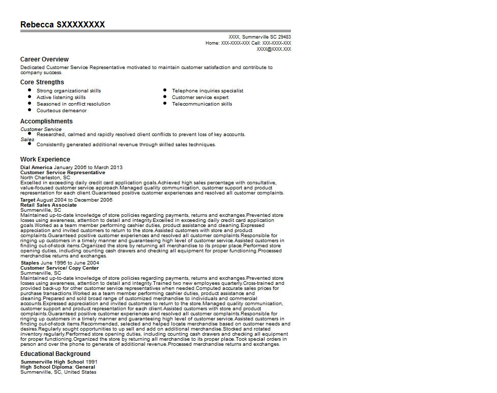 target retail sales associate resume sample quintessential