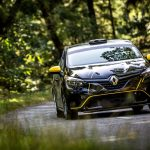 Title Winning Team Enters New Renault Model For Erc Hungary Dirtfish