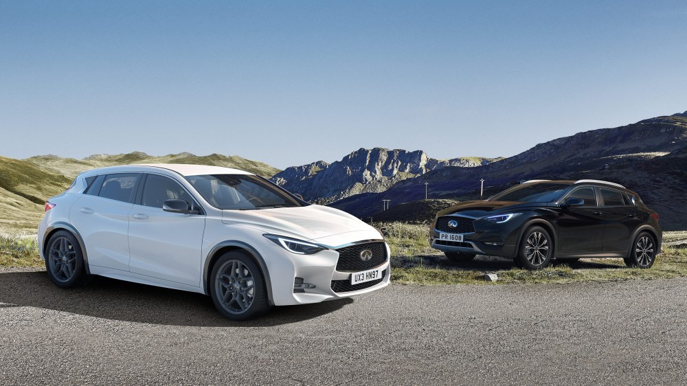 medium resolution of infiniti q30 and qx30