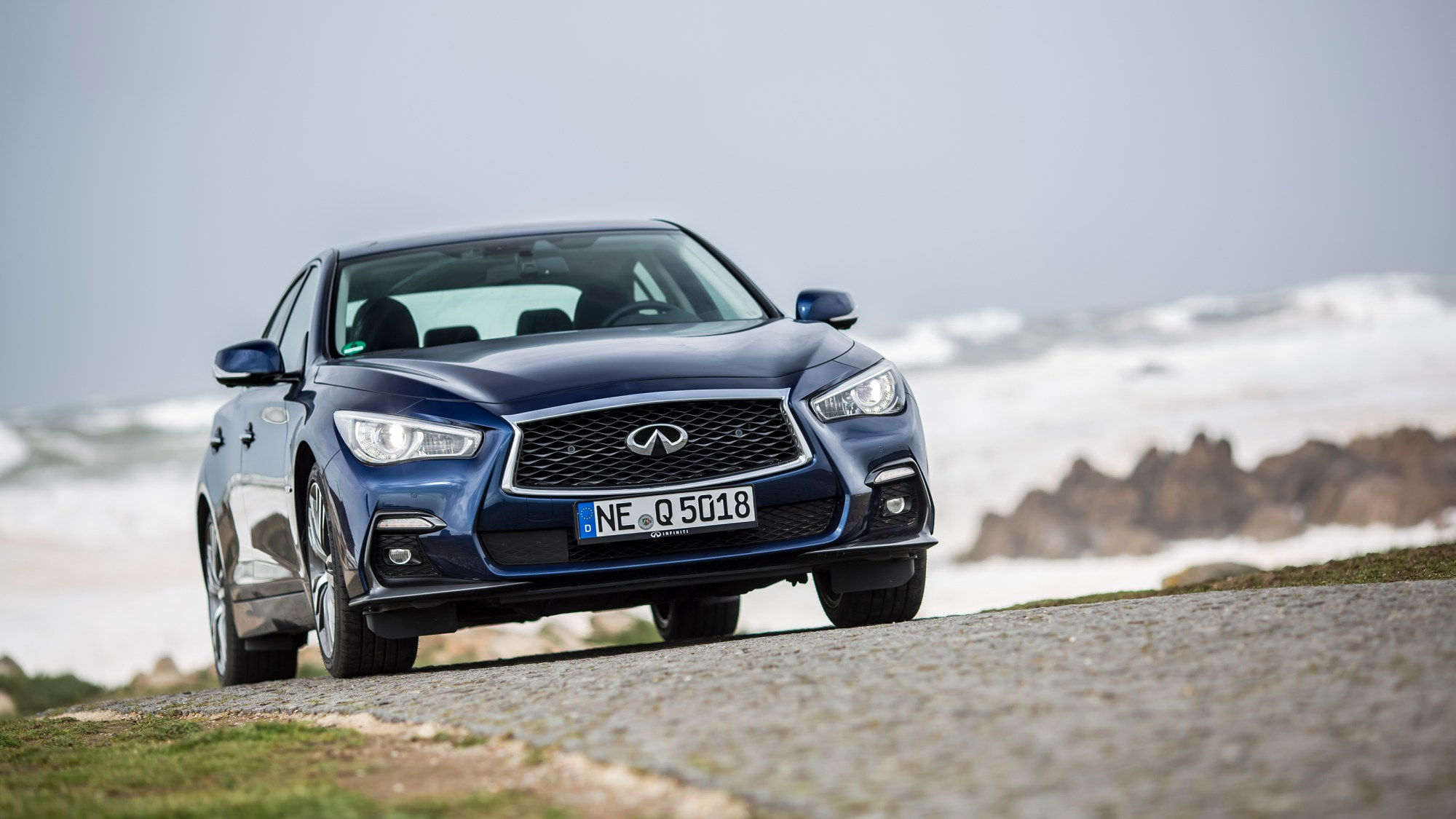 hight resolution of infiniti q50