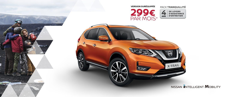 Offres Spéciales, Promotions | Nissan